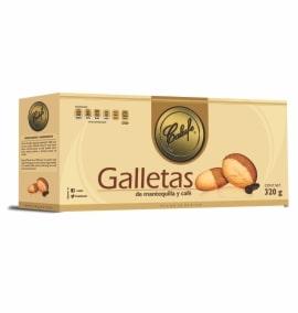 Galletas de Café con Mantequilla